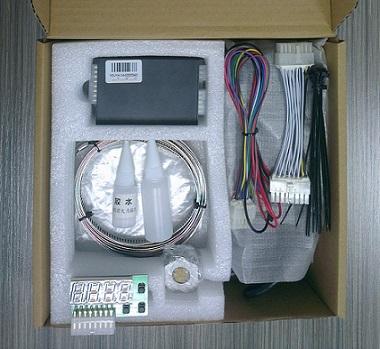 超声波油耗液位仪
