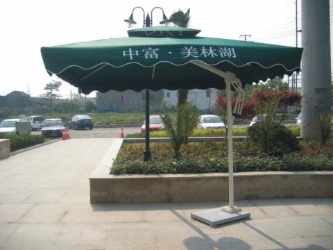 福州岗亭遮阳伞