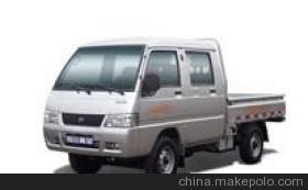 福田五星FT1051四轮双排电动货车 出售电动货车 电动汽车价格
