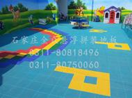 全众体育悬浮式拼装地板