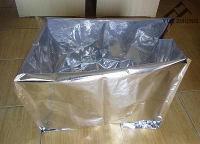 苏州镀铝膜复合气泡袋 铝箔真空袋