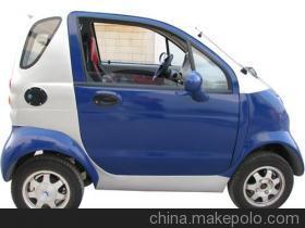 5000B全封闭两座电动汽车 出售代步电动轿车 老年代步车