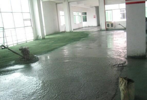 平度金刚砂耐磨地面建筑工程承包方