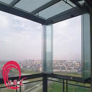 深圳双扇折叠无框窗厂家直销