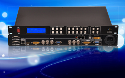 简单、便宜、稳定全彩视频处理器TB320