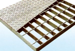 钢格板吊顶,复合钢格板中若达钢格板厂