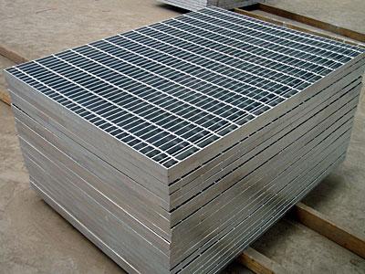 钢格栅板,齿形钢格板中若达钢格板厂