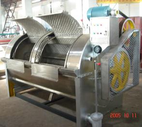 供应山东江苏航星洗涤机械公司清洗工作服机器