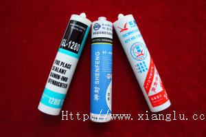 耐高温无硅密封胶、环保无毒密封胶、高温过滤器专用胶