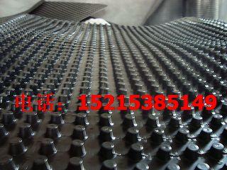 厂家直销合肥2.0【地下室排水板】蓄排水板//车库排水板