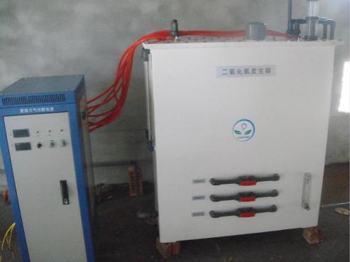电解食盐法二氧化氯发生器