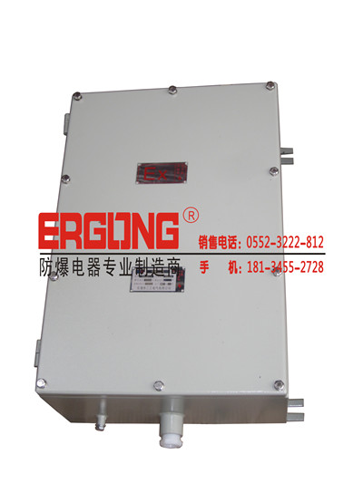 酒泉卫星发射可用防爆接线箱 钢板焊接防爆接线箱 增安型防爆接线箱