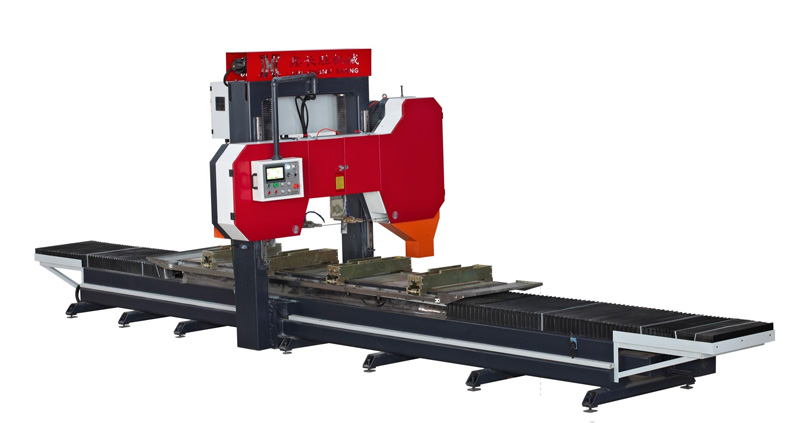 大型豪华龙门锯XCS900木工龙门卧式带锯机