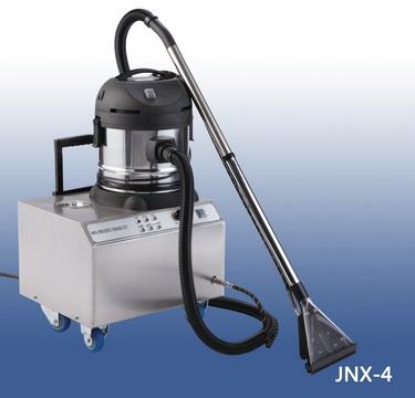 蒸汽/吸尘地毯清洁机JNX-4,蒸汽加热,充电蒸汽机,地毯清洗机