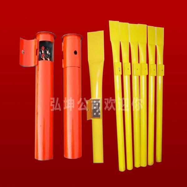 河南测试桩现货/焦作弘坤检测桩厂家/城市管网专用PVC塑料测试批发/钢质测试桩用途