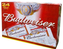 百威啤酒批发价格