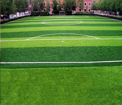 人造草足球场(单丝)人造草皮