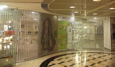 天津河西区卷帘门安装,制作水晶卷帘门,河西区卷帘门安装调试
