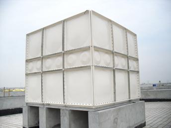 玻璃钢水箱 组合式SMC水箱 玻璃钢消防水箱