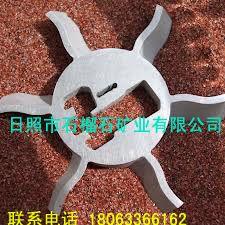 钢结构喷砂除锈金刚砂磨料 喷砂机用砂 金刚砂耐磨骨料