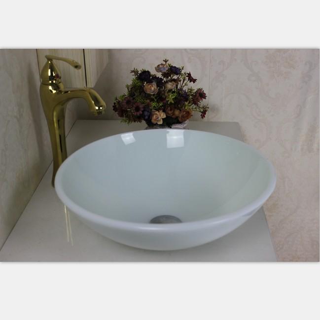 洗脸盆/钢化玻璃盆/面盆/雕刻艺术玻璃盆/