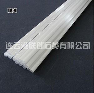 销售优质乳白石英管