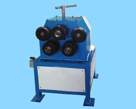 角钢卷圆机的作用是什么?