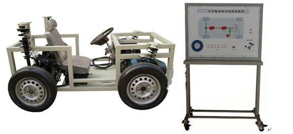教学用电动动力传动创新实训平台