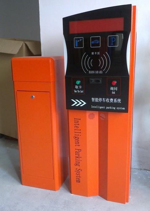 徐州电动伸缩门,停车场系统收费系统,防水票箱,中距离停车系统厂家