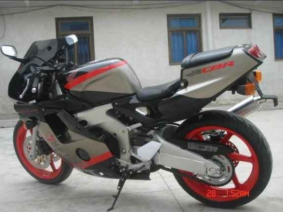 高重心铝合金摩托车本田出售
