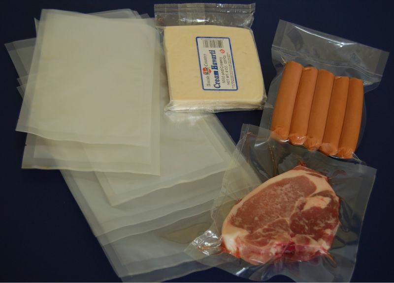 苏州地区肉蔬类真空包装袋