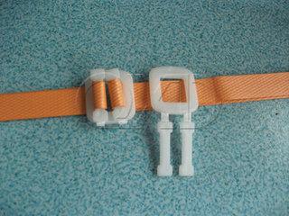 供应打包扣 塑料打包扣 PP打包扣