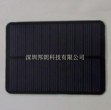 5.5V超薄防刮花太阳能板 厚度2.0mm