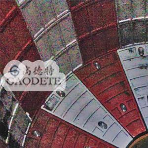 供应湖南球磨机第四代金属磁性衬板