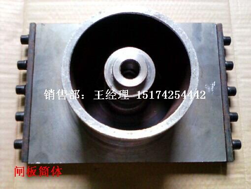 活塞绞车的制动系统由盘形制动器和液压站图片