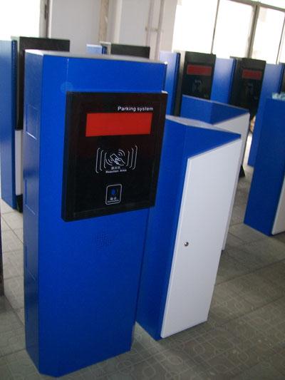 出入口收费系统,衢州进出不停车收费系统,直杆拦车挡闸,标准停车场