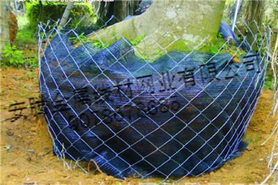 苗木移植包土球铁丝网