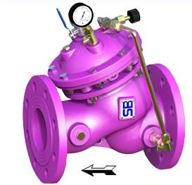 41-01型定水位阀 十全定水位阀