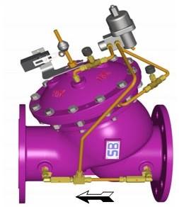 41-07B泵浦控制阀