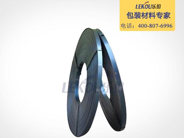 南京乐扣-烤蓝打包带|铁皮打包带|耐火、防腐|可定制生产