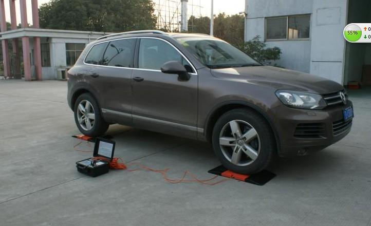 便携式汽车荷重仪