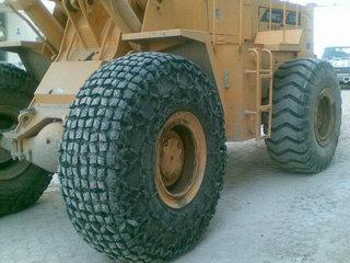 1000-20轮胎防滑链 加密加厚防滑链