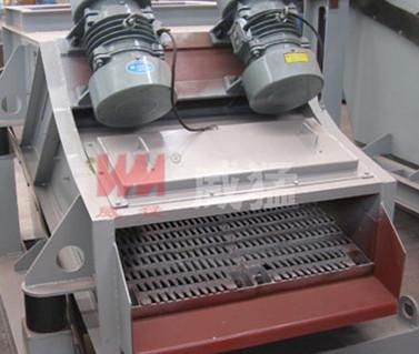 供应震动分级筛分设备--ZSGB重型矿用振动筛