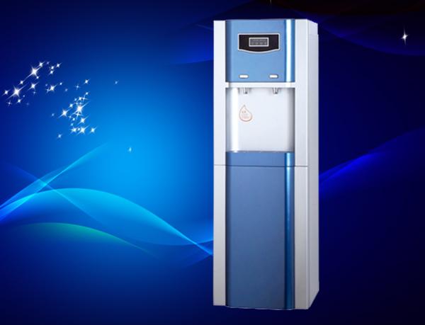 立式冷热纯水机一体直饮机立冰RO机100G立式ro直饮机净水器直