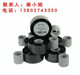 供应进口马肯&伟迪捷黑色热转印碳带、打码碳带