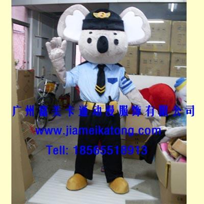 供应广州卡通人偶卡通道具服装企业吉祥物定制