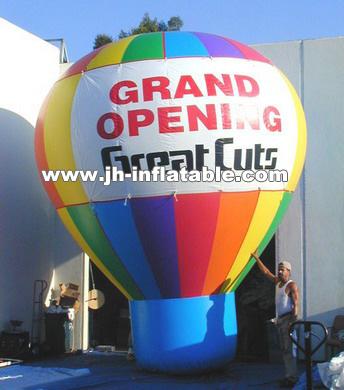供应优质落地气球,广告气球,庆典落地气球