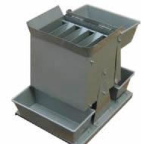 横格式分样器  电动离心分样器 钟鼎式分样器