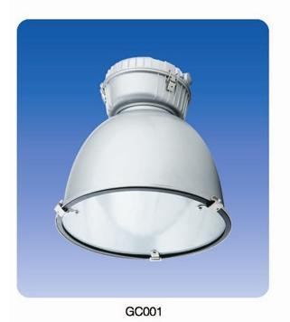 GC001 工矿灯   铝合金一体式高顶灯
