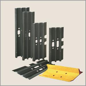 挖掘机配件/履带板/链板